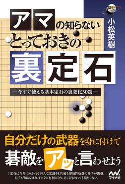 囲碁人ブックス アマの知らない とっておきの裏定石 ―今すぐ使える基本定石の裏変化30選―-電子書籍