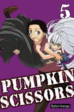Pumpkin Scissors Volume 5