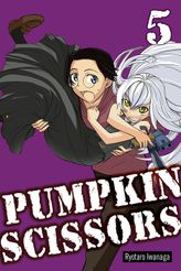 Pumpkin Scissors Volume 5