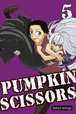 Pumpkin Scissors Volume 5-電子書籍