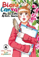 Blank Canvas: My So-Called Artist's Journey Vol. 4