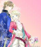 『身代わり伯爵の結婚行進曲 I 麗しの乙女の花園』きせかえ本棚【購入特典】