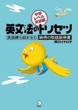英文法のトリセツ 中学レベル完結編-電子書籍