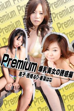 Premium 爆乳美女の誘惑編 風子・西條るり・春菜はな-電子書籍