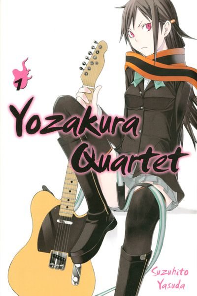 Yozakura Quartet Volume 1