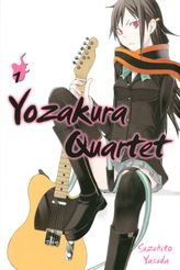 Yozakura Quartet Volume 1