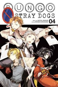 Bungo Stray Dogs, Vol. 4