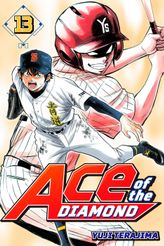 Ace of the Diamond Volume 13