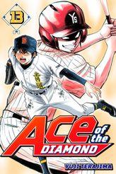 Ace of the Diamond Volume 13