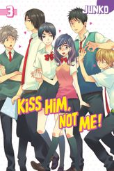 Kiss Him, Not Me 3