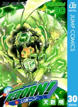 家庭教師ヒットマンREBORN! モノクロ版 30-電子書籍