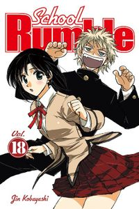 School Rumble Volume 18