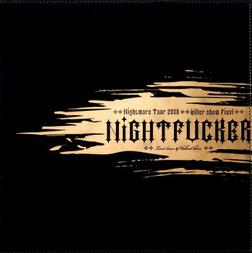 ナイトメア公式ツアーパンフレット 2008 Tour 2008 killer show Final NIGHTFUCKER Lost love & Naked blue-電子書籍