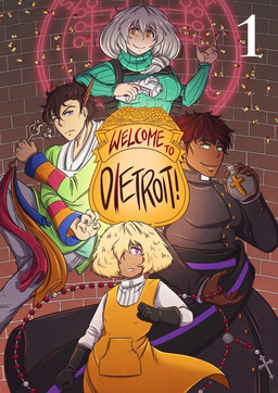 WELCOME TO DIETROIT, Chapter 1