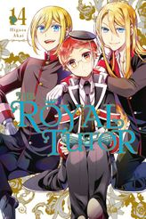 The Royal Tutor, Vol. 14