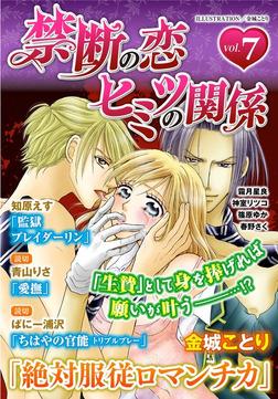 禁断の恋 ヒミツの関係 vol.7-電子書籍