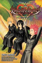 Kingdom Hearts 358/2 Days: The Novel