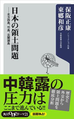 日本の領土問題 北方四島、竹島、尖閣諸島-電子書籍