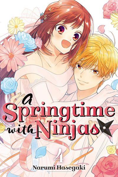 A Springtime with Ninjas Volume 4