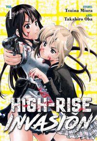 High-Rise Invasion Vol. 4