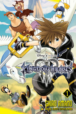 Kingdom Hearts III, Vol. 1