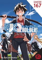 UQ Holder Chapter 167