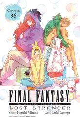 Final Fantasy Lost Stranger, Chapter 36