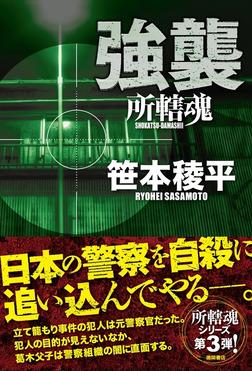 強襲 所轄-電子書籍