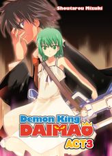 Demon King Daimaou: Volume 3