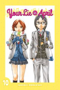 Your Lie in April Volume 10