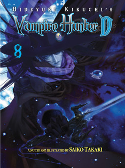 Vampire Hunter D Vol. 8