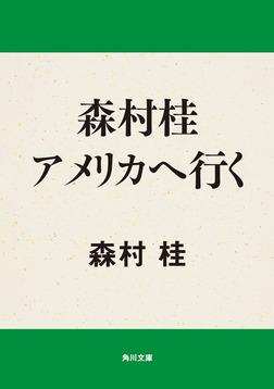 森村桂アメリカへ行く-電子書籍