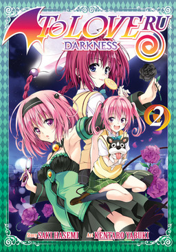 To Love Ru Darkness Vol. 2