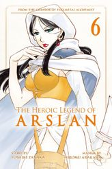 The Heroic Legend of Arslan Volume 6