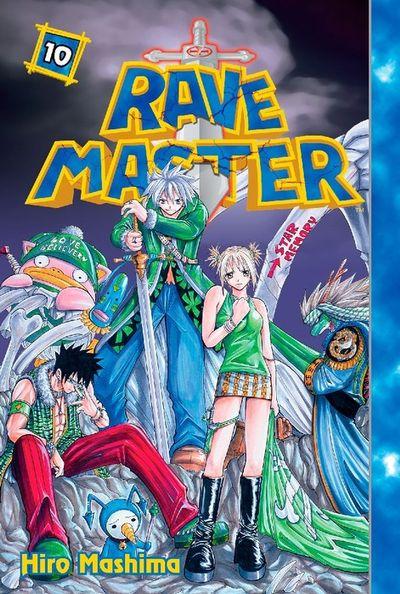 Rave Master Volume 10
