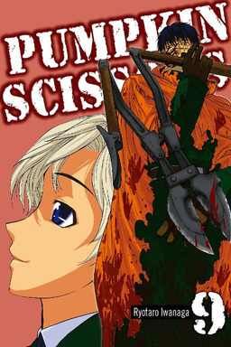 Pumpkin Scissors Volume 9