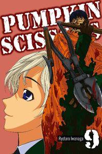 Pumpkin Scissors Volume 9