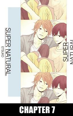 SUPER NATURAL (Yaoi Manga), Chapter 7
