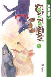 The Fox & Little Tanuki, Volume 2
