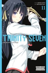 Trinity Seven, Vol. 11