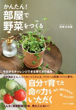 かんたん! 部屋で野菜をつくる-電子書籍