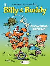 Billy & Buddy - Volume 5 - Clowning Around
