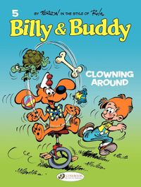 Billy & Buddy - Volume 5 - Clowning Around