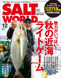 SALT WORLD 2018年12月号 Vol.133