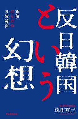 反日韓国という幻想 誤解だらけの日韓関係-電子書籍