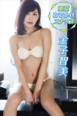 金子智美 東京おでかけスナップ【image.tvデジタル写真集】-電子書籍