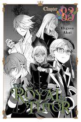 The Royal Tutor, Chapter 83