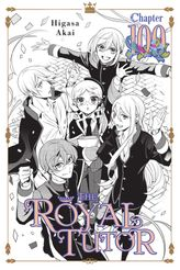The Royal Tutor, Chapter 100