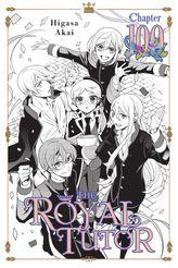 The Royal Tutor, Chapter 100