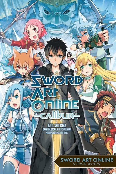 Sword Art Online Calibur